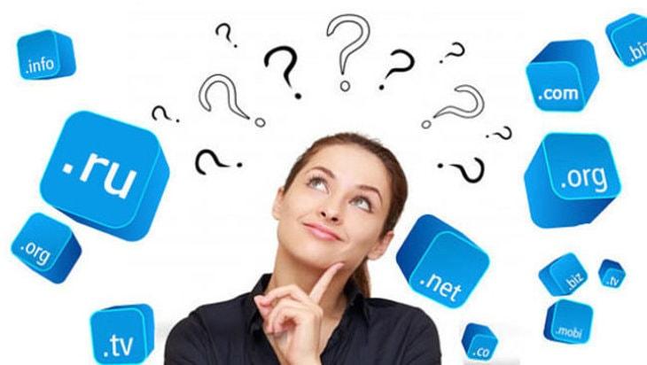 Как выбрать доменное имя для сайта - правила по выбору