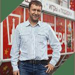Дмитрий Кибкало, учредитель компании «Мосигра»