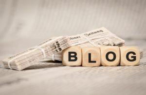 Блог и продвижение сайта