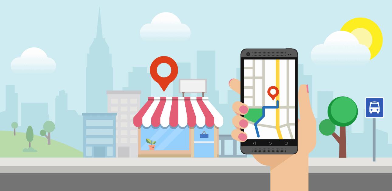 Как добавить компанию на карты Google